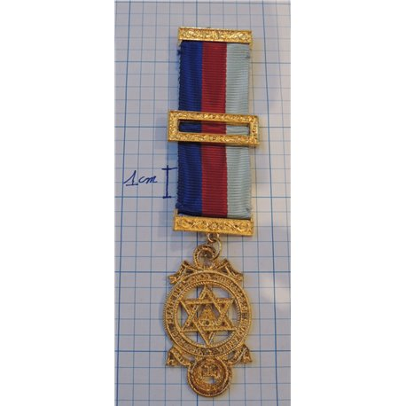 Royal arch provincial breast jewel