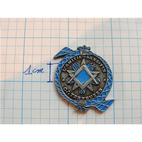 Loge medaille 2