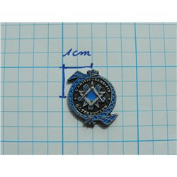 Lodge pin