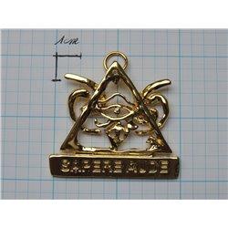 Loge medaille 6