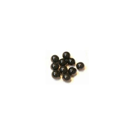 Bälle schwarz 10 Stücke