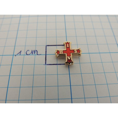 Pin red cross of Cons.