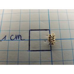 Pin acacia branch small