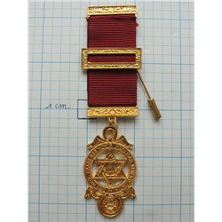 Royal arch principals jewel