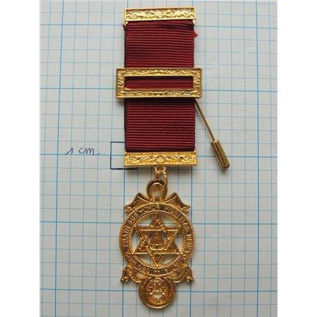 Royal arch principals jewel