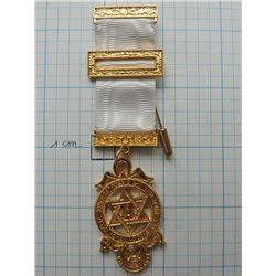 Royal arch companions jewel