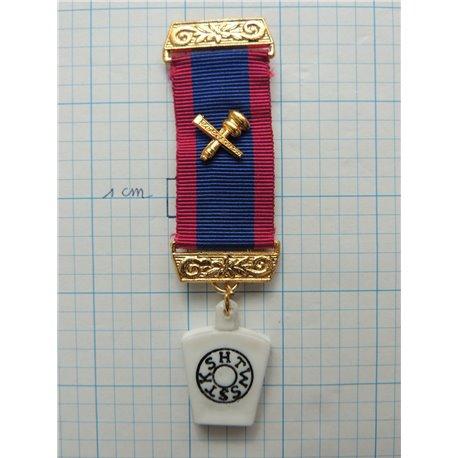 Masonic mark provincial breast jewel