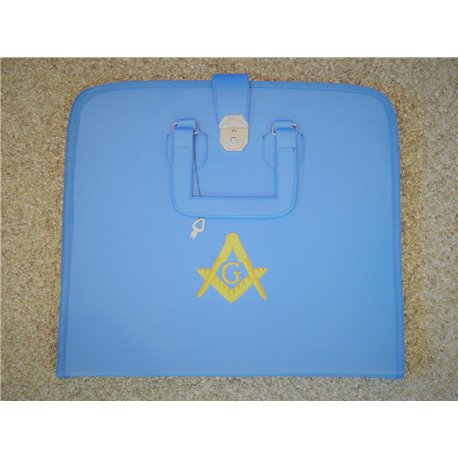 Soft case size MM with Square & Compasses