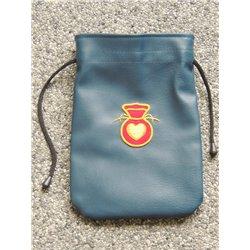 Chaplain bag blue