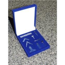 Miniature working tools set